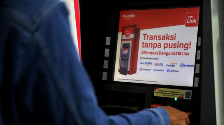 Biaya Transfer via ATM Link