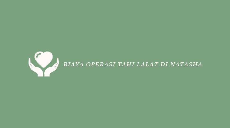 Biaya Operasi Tahi Lalat di Natsha
