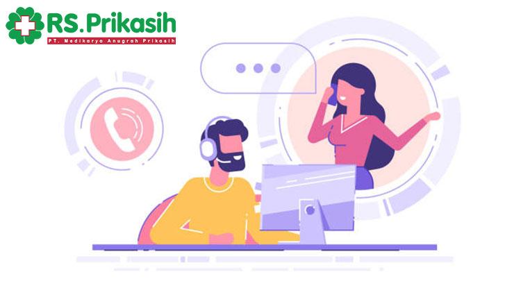 Call Center RS Prikasih
