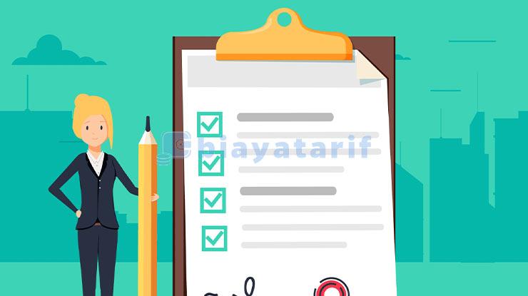 Mengisi Formulir Pendaftaran