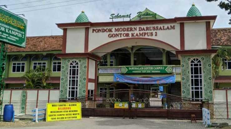 Biaya Pondok Pesantren Modern Darussalam Gontor